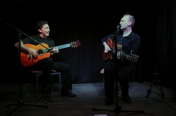 Duo Francis Debieuvre Kiko Ruiz 1
