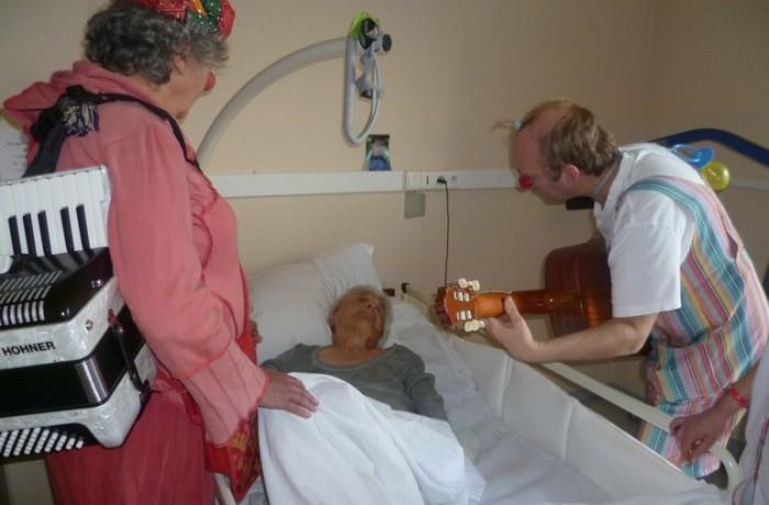 Francis Debieuvre Hôpital 1